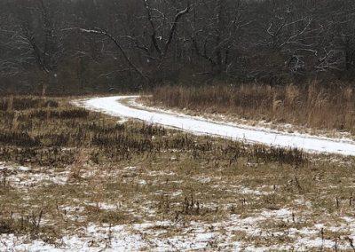 LHT Winter Bucolic Trail John Marshall