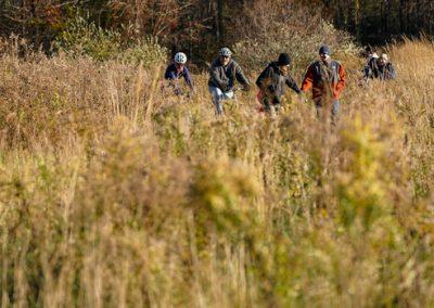 Lawrence Hopewell Trail - Fall 2018
