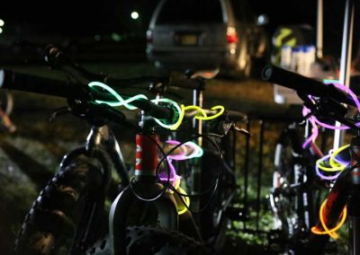 LHT Full Moon Ride Bike Lights