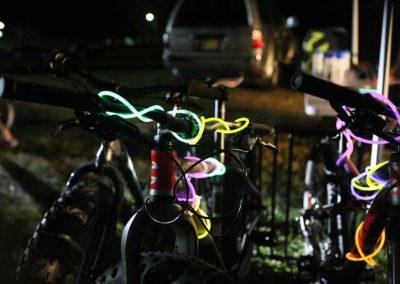 LHT Full Moon Ride Bike Lights
