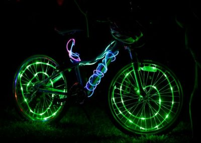 LHT Full Moon Bike Ride 2019 Decorated Bike