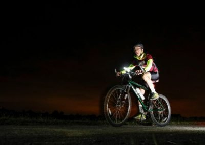 LHT Full Moon Bike Ride 2019 cyclist