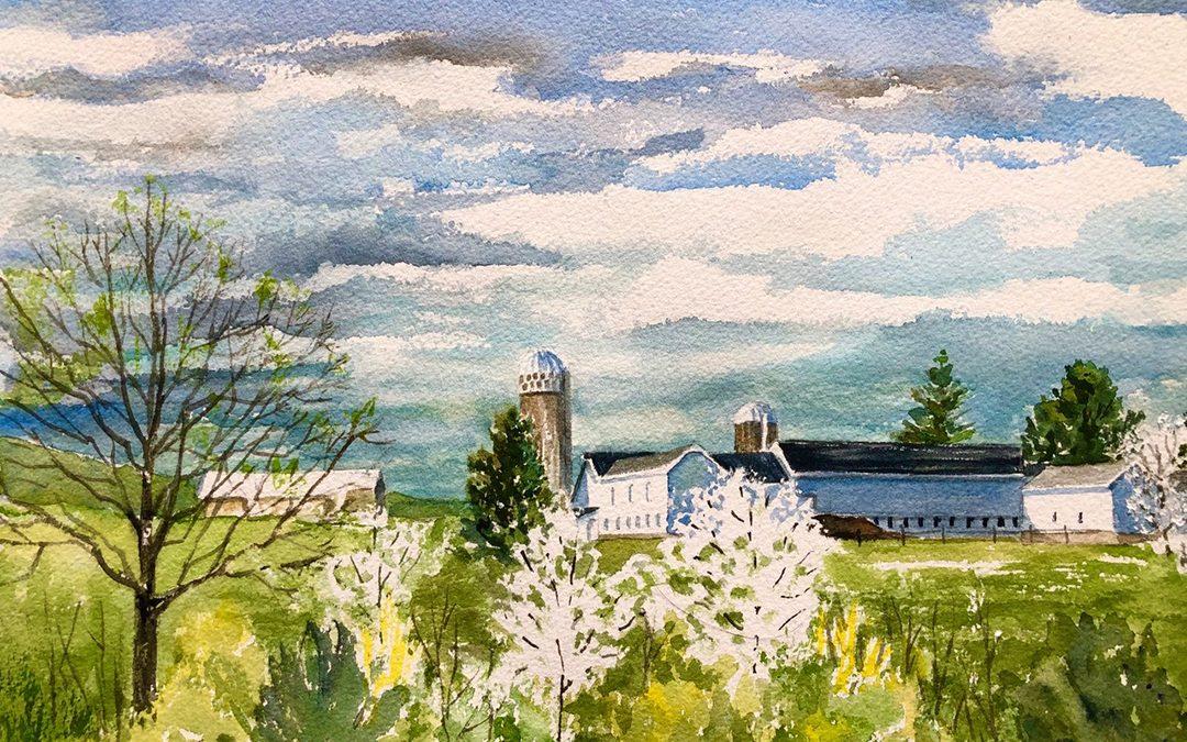 Art on the Trail Featured Artist: Linda Bradshaw