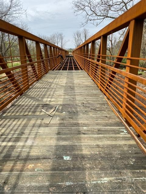 Coming Soon: The Stony Brook Pedestrian Bridge and New Landscapes to Explore