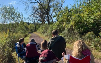"Join Us for ""Slow Looking"" and Art on the Trail"
