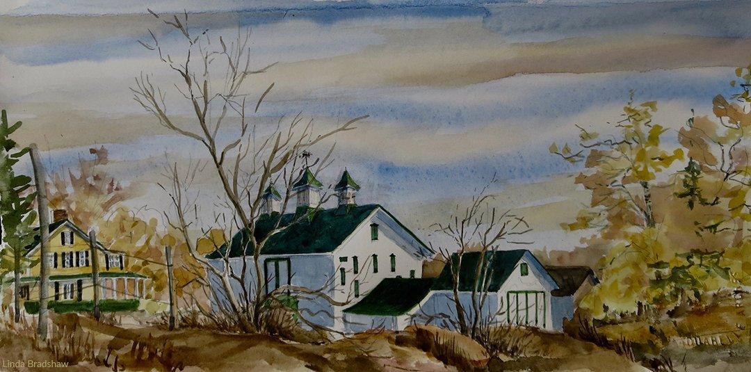 LHT Linda Bradshaw Vermont Farm
