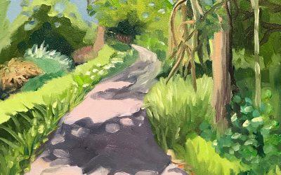 Art on the Trail Featured Artist: Helene Mazur