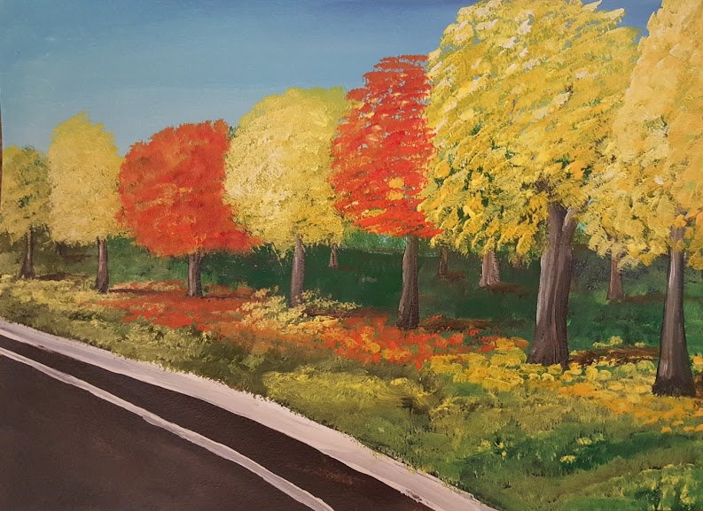 LHT Princeton Meadows Art on the Trail by Pratibha Raju