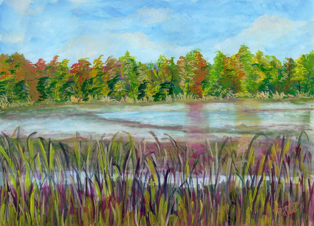 LHT Art on the Trail Manveen Bindra Rosedale