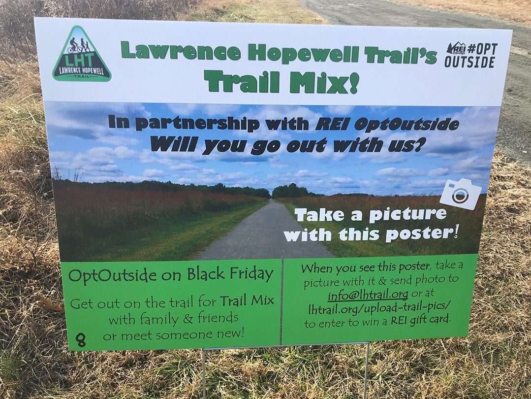 LHT REI Opt Outside Poster
