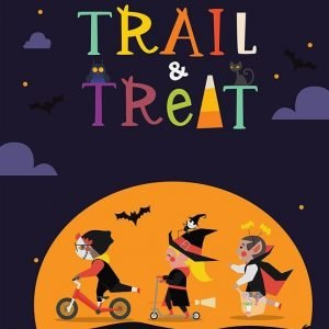 LHT Trail and Treat logo