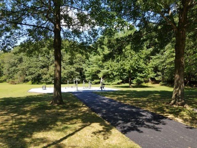 LHT Village Park Fitness Area