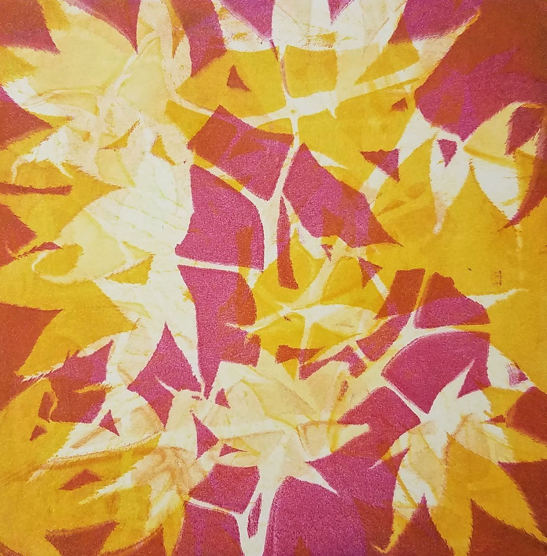 LHT Art on the Trail Amanda Chesney Red Maple