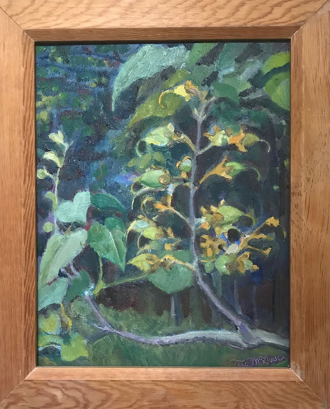 LHT Art on the Trail Tara McGowan Paulownia