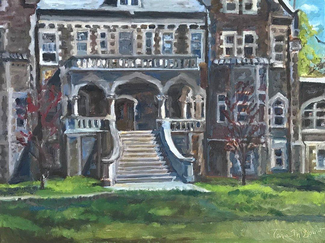 LHT Art on the Trail Tara McGowan Princeton Seminary
