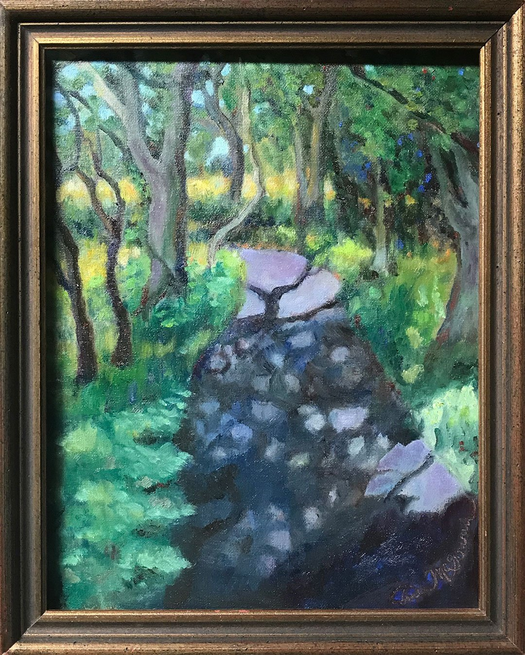LHT Art on the Trail Tara McGowan ETS