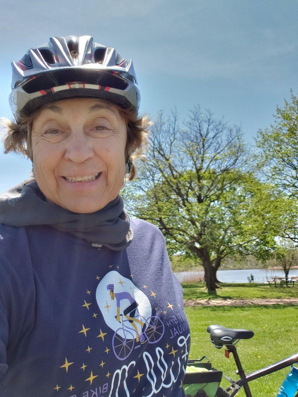 LHT Board Member Ruth Markoe