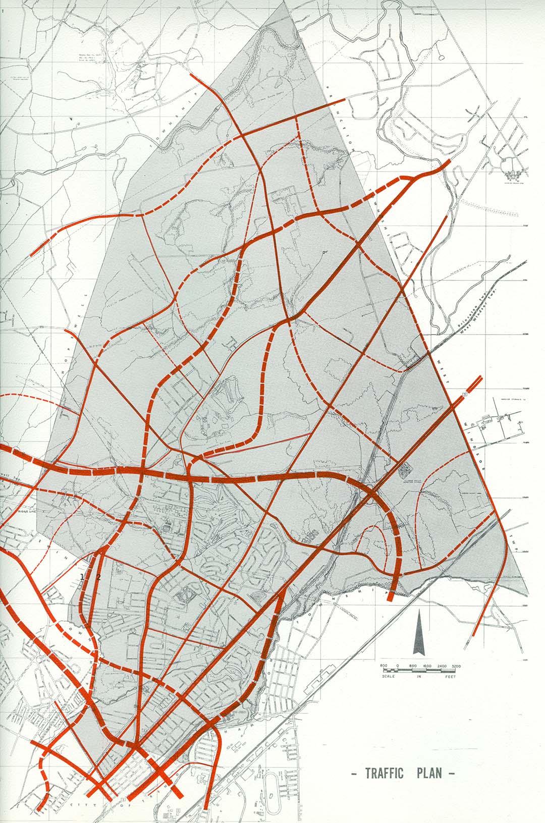 LHT Arctic Parkway Map