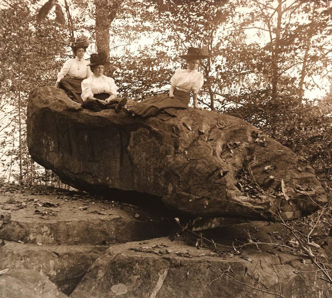 LHT Mt Rose Cradle Rock
