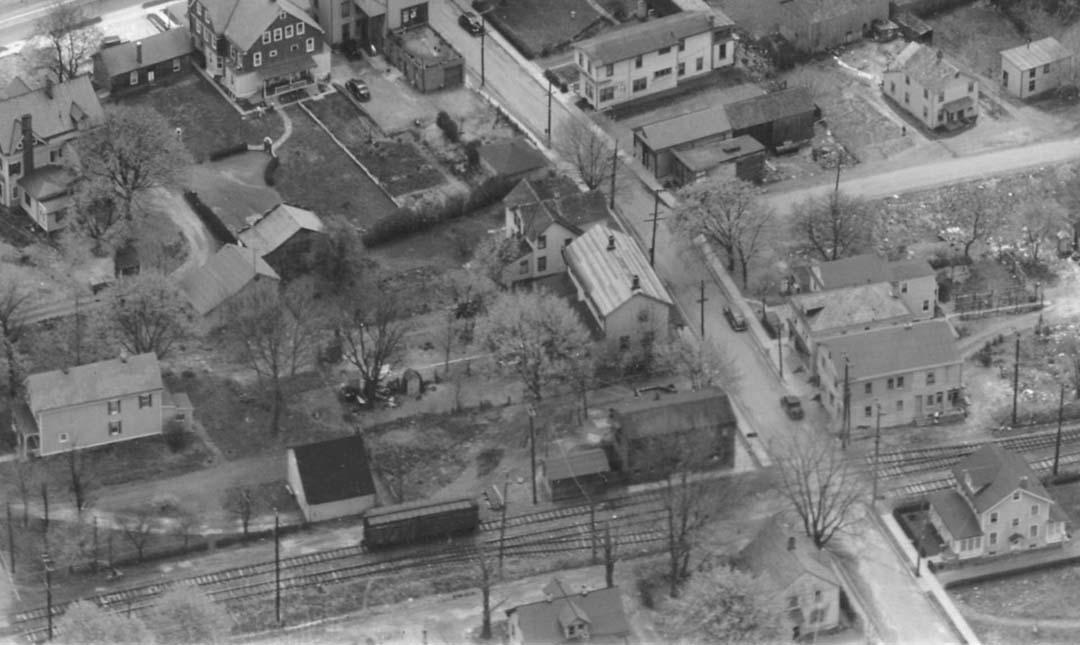 LHT Johnson Trolley Line Hagley Village
