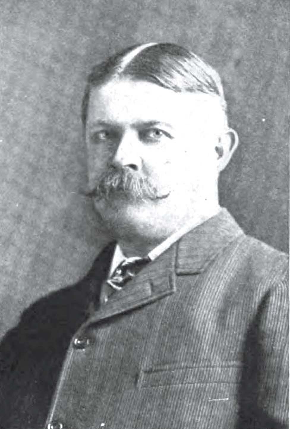LHT Johnson Trolley Line Albert Munsey