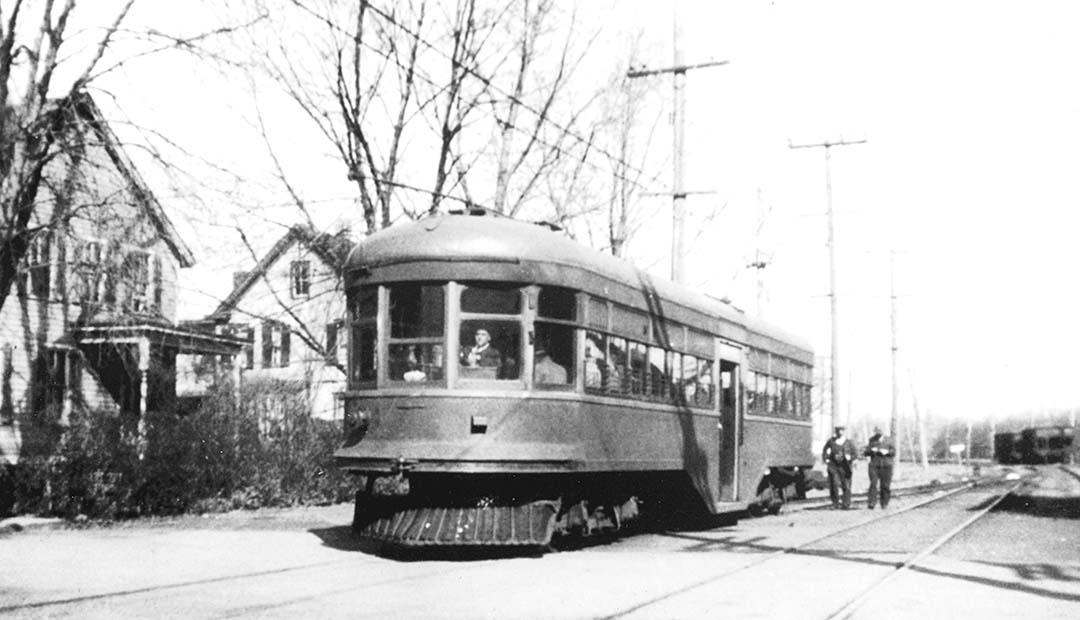 LHT Johnson Trolley Line James St