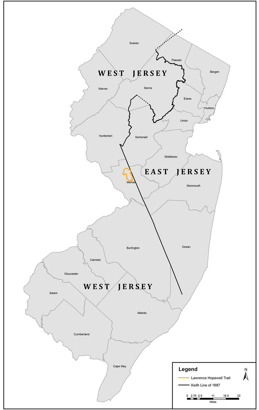 LHT Province Line Keith Line Digitization
