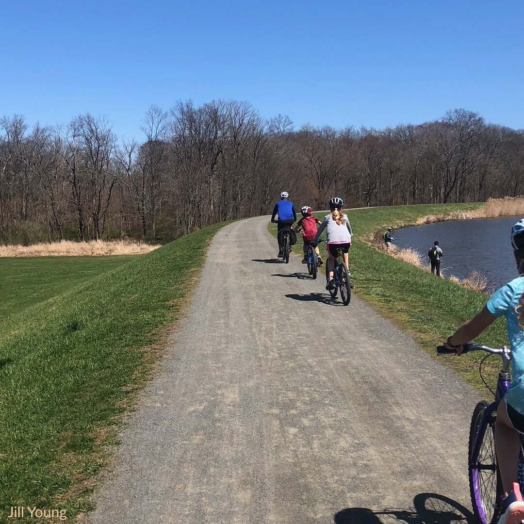 LHT Rosedale Cyclists